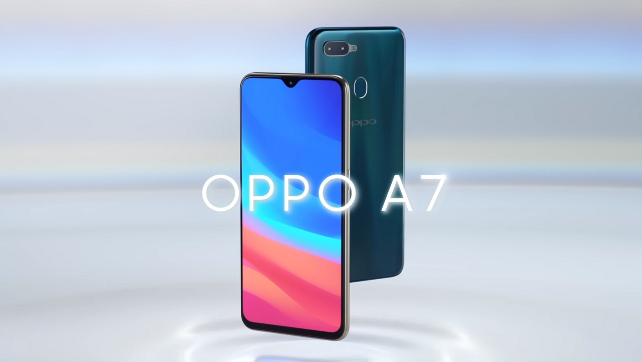 Learn about the specifications of the new Oppo A7