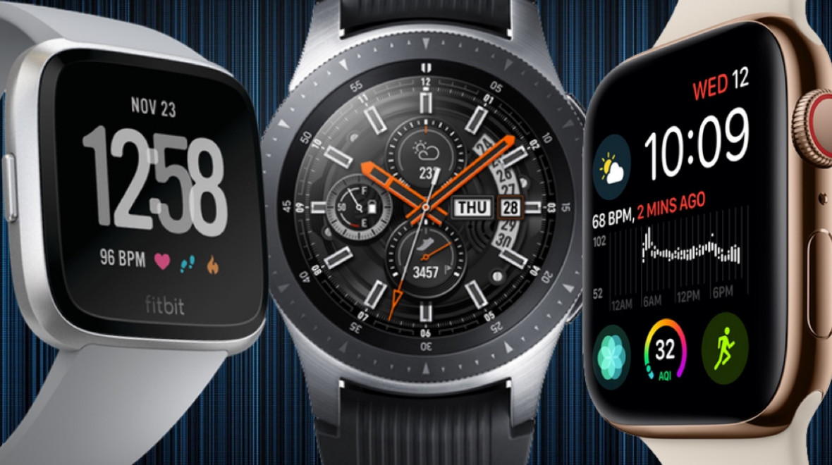 Best smart watches in the last quarter of 2018