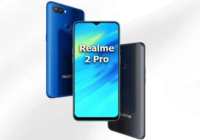 RealMe 2 Pro is scheduled to arrive in the market
