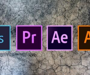 Adobe Masterclass – Illustrator, Photoshop & After Effects