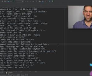 Java and Android IntelliJ Wizardry Lite with Heinz Kabutz