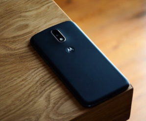 How to take a screenshot on Moto G4 Plus