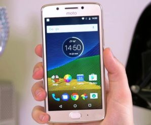 How to take a screenshot on Moto G5 and G5 Plus