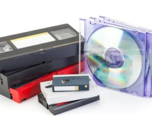 How to convert a VHS to DVD