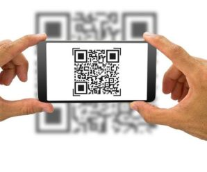 How to scan a QR code?
