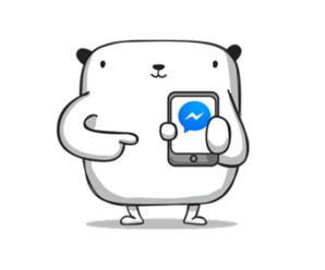 How to send a message on Facebook without using Messenger?
