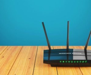 How to access the interface of a router?