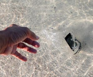How to protect your Phone after it fells into the Water?