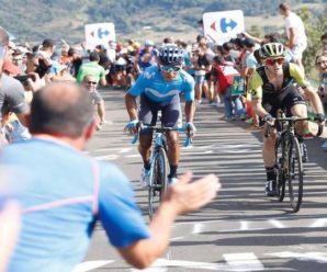 How to watch the Vuelta 2019?