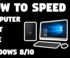 How to speed up the startup of your computer?