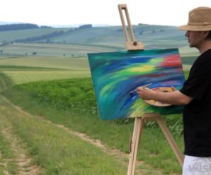 How to become a painter?