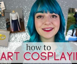 How to make a cosplay?