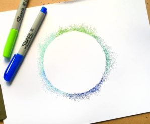 How to do pointillism?
