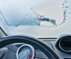 How to defrost your windshield?