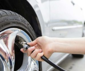 How to check tire pressure?