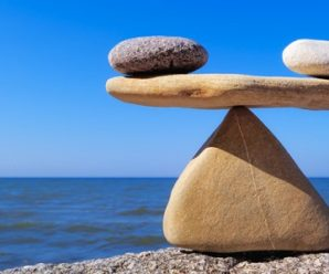 How to maintain the body balance?