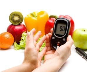 How to monitor diabetic food?