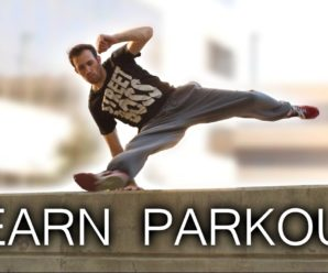 How to start learning parkour?