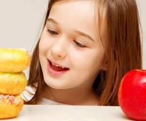 How to reduce the child's weight?