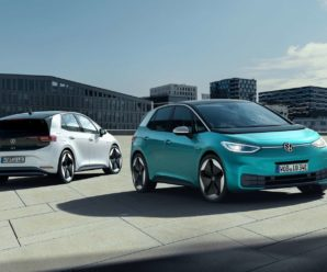 Volkswagen ID.3: discover its impressive head-up display system