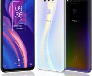TCL unveils three premium smartphones at low prices