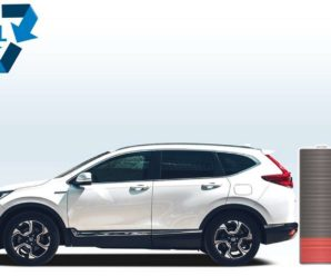 Honda Europe explains how it will recycle the batteries of its electric and hybrid cars