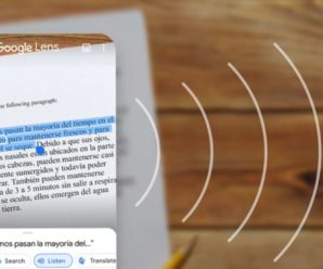 Google Lens turns photo of text into copy and paste to computer