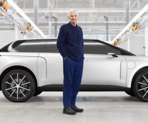 And here is the electric car that Dyson preferred to abandon