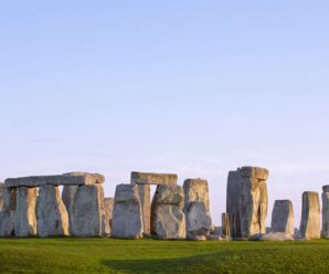 A gigantic circular structure discovered near Stonehenge