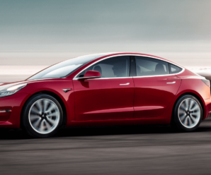 Tesla Model 3 sold in China equipped with a new lithium-iron-phosphate battery