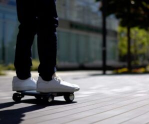 """Walkcar, the """"portable electric car"""", is finally on the market"""