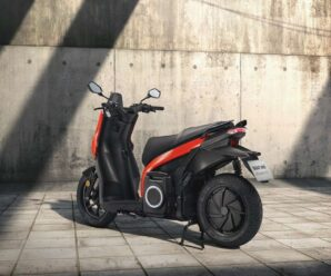 Seat launches electric scooter and scooter