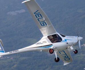 The Pipistrel Velis Electro becomes the first 100% electric aircraft in series