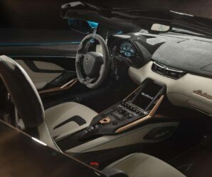 Lamborghini Sian Roadster: the hybrid supercar of 819 hp with supercapacitors discovered