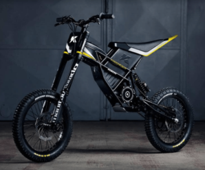 This agile electric motocross like a bike will surprise you