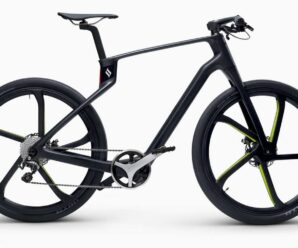 """Superstrata Ion, an ultralight and """"affordable"""" custom 3D printed electric bike"""