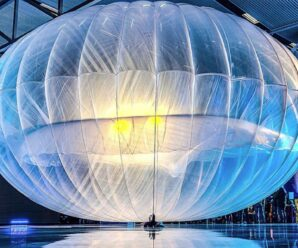 High-speed internet is available in Kenya thanks to balloons