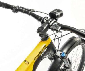 Ducati e-Scrambler, an electric bike made for roads and asphalt