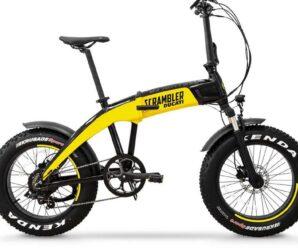 Electric bike: Ducati launches three folding pedelecs