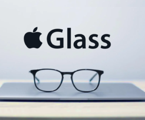 Apple's future augmented reality glasses