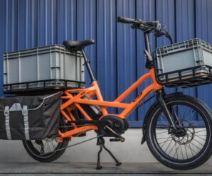 New Tern GSD electric cargo bike: still compact but even more practical