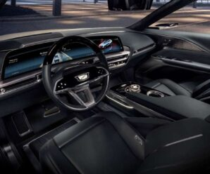 Cadillac attacks Tesla with the Lyriq, its first electric car